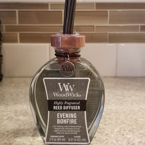 New WoodWick Reed Diffuser